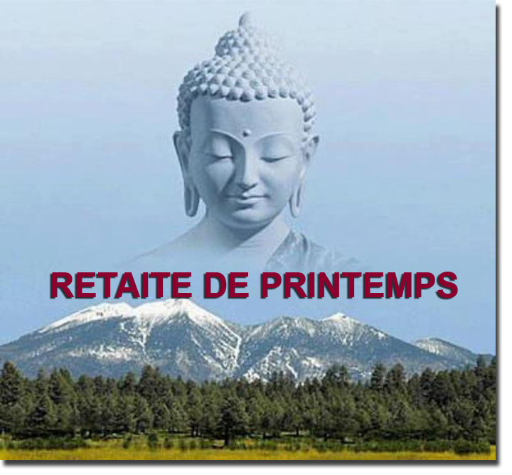 RETRAITE DE PRINTEMPS