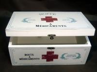 boite pharmacie