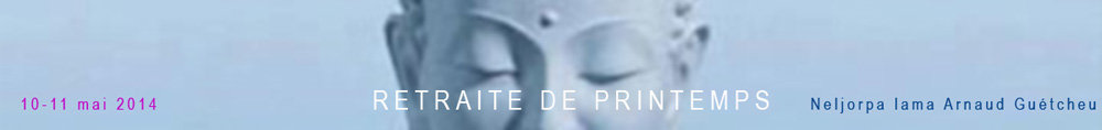 bandeau RETRAITE DE PRINTEMPS