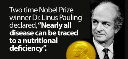 Linus-Pauling-Nobel-Prize