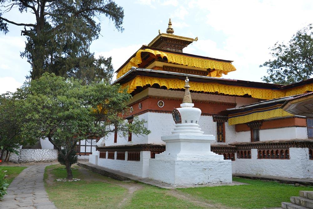 Kichu-Lhakhang
